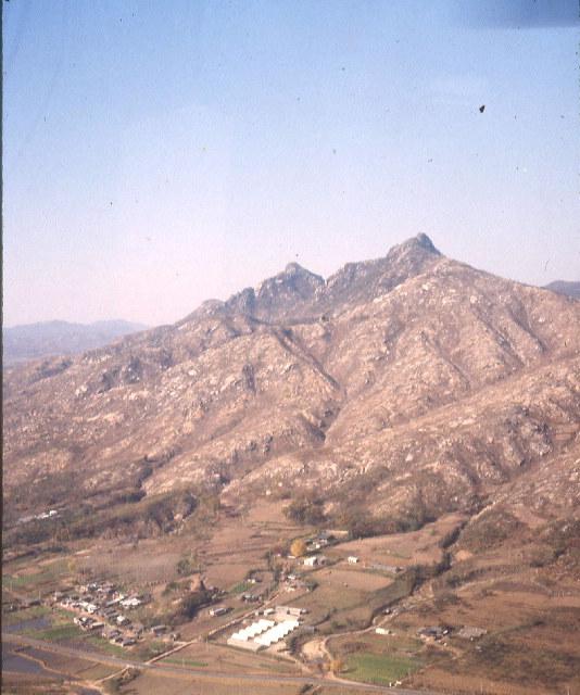 Korea 1972 Camp Mosier 43rd Mash 5th Preventive